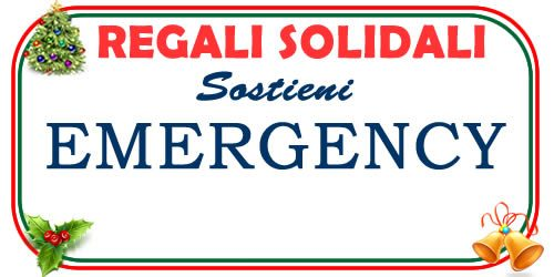 regalnatale solidali di Emergency