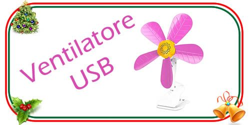 ventilatore USB