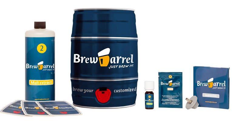 Kit completo birra regalo di natale 2019 idee per for Regalo arredamento completo