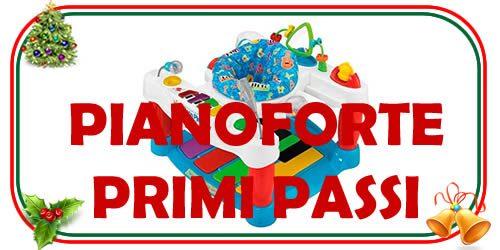 pianoforte giocattolo primi passi per bebè e bambini piccoli