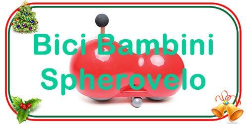 Scopri Spherovelo, la innvativa biciletta per bambini