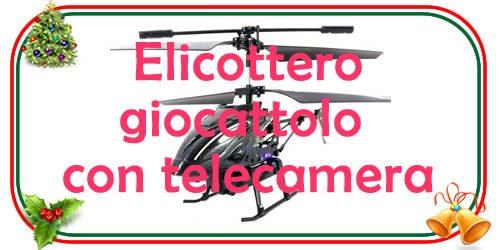 elicottero giocattolo con telecamera comandato da smahone