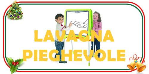 lavagna pieghevole per bambini in ardesia e magnetica