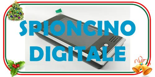 spioncino digitale