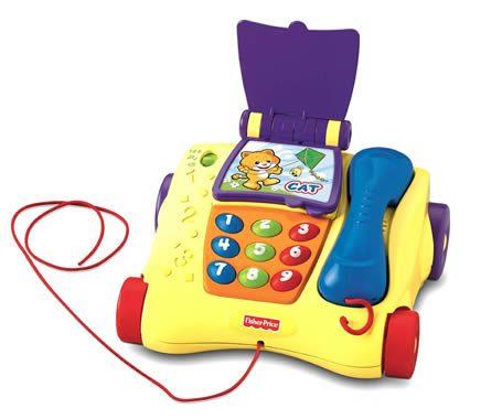 giocattolo Dante telefono parlante