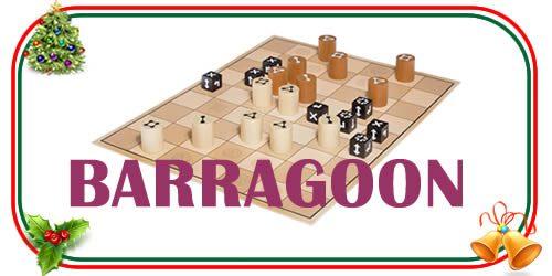 gioco da tavolo Barragoon