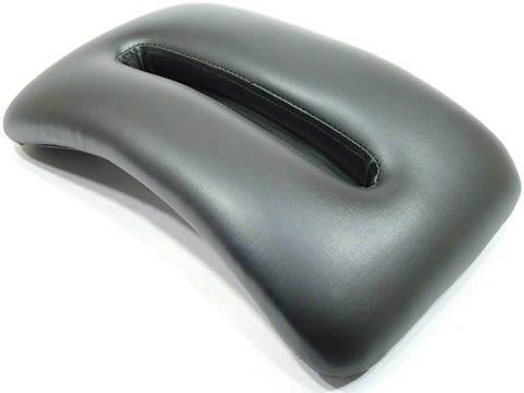 cuscino arcuato per il rilassamento della schiena