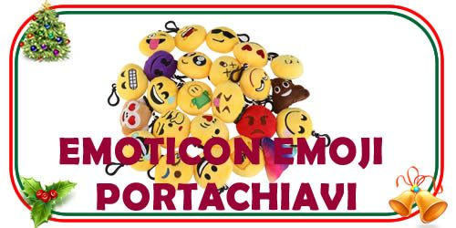 emoticon portachiavi