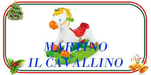 giocattolo Martino il Cavallino