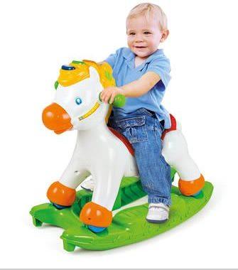 martino il cavallino giocattolo per bambini da 1 a 3 anni di età