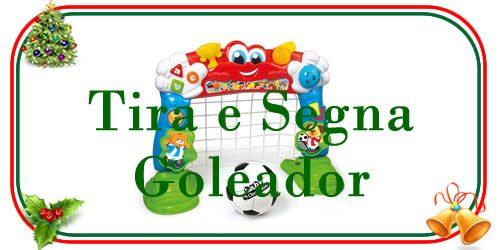 tira e segna goleador gioco per bambini