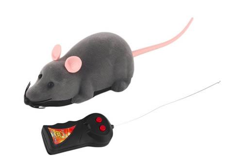 topolino giocattolo telecomandato con dimensioni reali