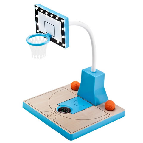 lampada da tavolo per tifosi basket