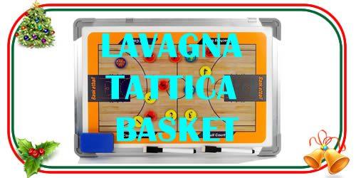 lavagna tattica da basket da parete