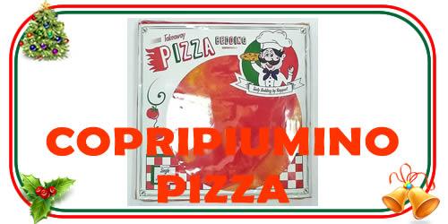copripiumino matrimoniale dedicato alla pizza per un caldio inverno