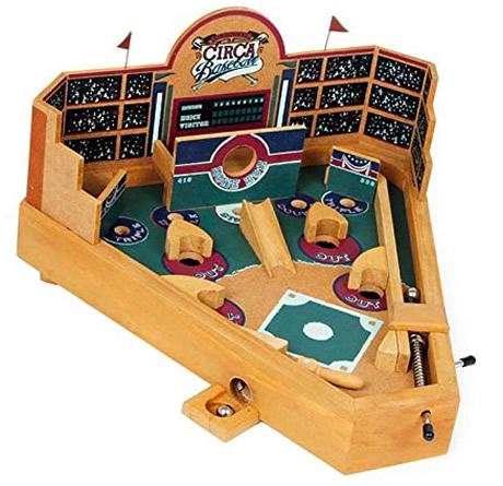 gioco da tavolo flipper baseball