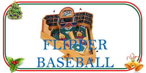Versione Flipper baseball da tavolo