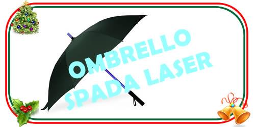 Ombrello spada laser