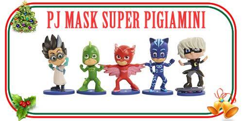 gadget e articoli dei PJ Mask Superpigiamini