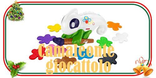 camaleonte giocattolo per bambini