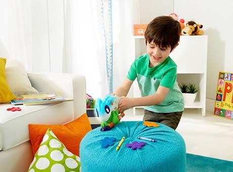 esempio di impiego del Camaleonte giocattolo