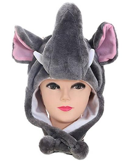 cappello elefante unisex