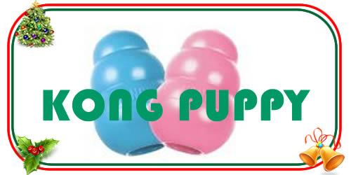 Kong Puppy:  accessorio economico e divertente  per cani