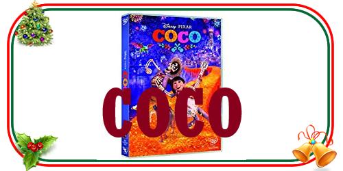 Film animazione Coco