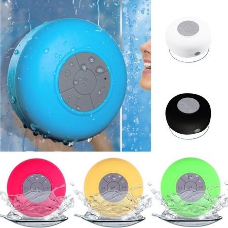 proposta di altroparlanti wireless impermeabili in varie colorazioni